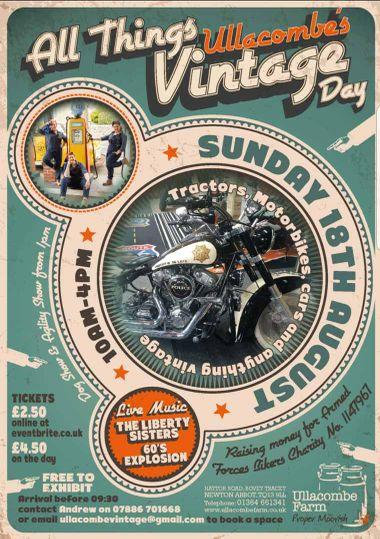 Ullacombe Vintage Day
